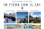 Il CaiParma a Travel Outdoor Fest - Fiere di Parma - Dal 15 al 17 feb 2019