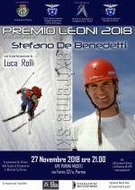 6, 13 27 novembre: VERSO L'ALTO E PREMIO LEONI 2018